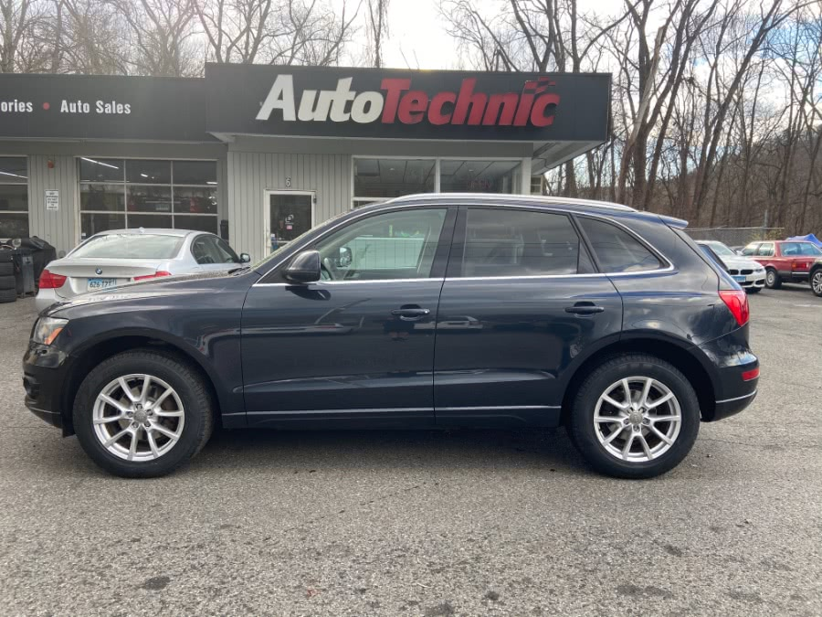 Used 2012 Audi Q5 in New Milford, Connecticut