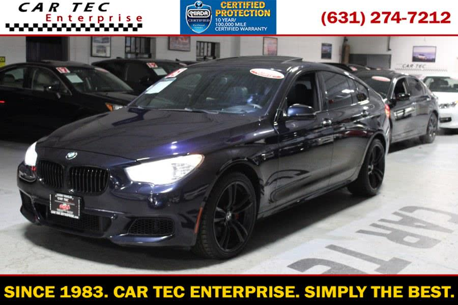 Used 2015 BMW 5 Series Gran Turismo in Deer Park, New York | Car Tec Enterprise Leasing & Sales LLC. Deer Park, New York