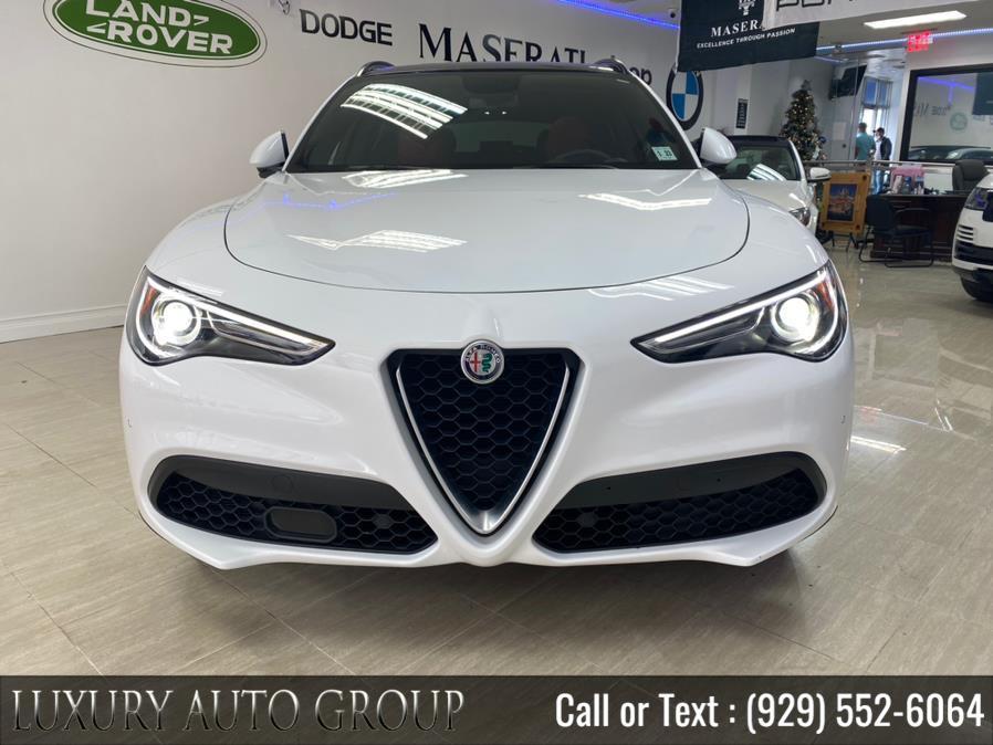 Used Alfa Romeo Stelvio Ti Sport AWD 2018   Luxury Auto Group. Bronx, New York