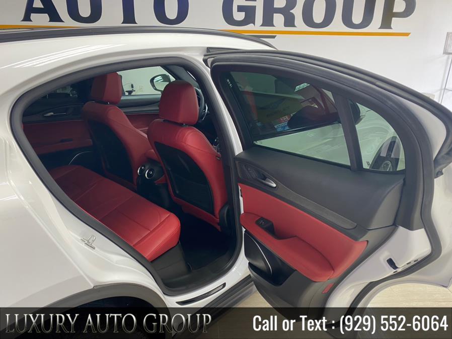Used Alfa Romeo Stelvio Ti Sport AWD 2018 | Luxury Auto Group. Bronx, New York