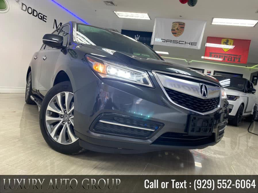 Used 2015 Acura MDX in Bronx, New York | Luxury Auto Group. Bronx, New York