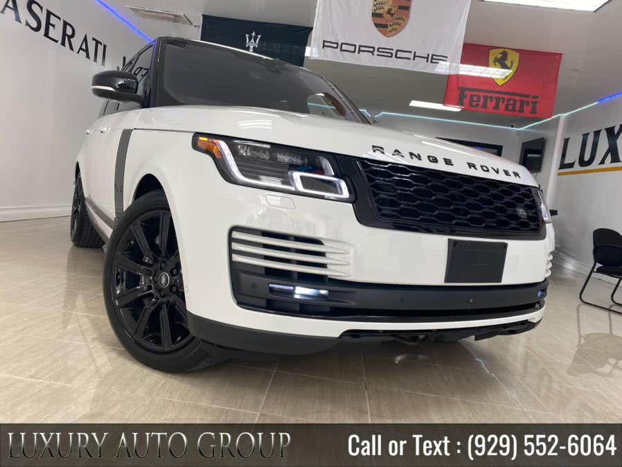 Used 2018 Land Rover Range Rover in Bronx, New York | Luxury Auto Group. Bronx, New York