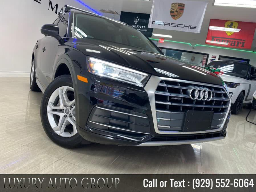 Used 2019 Audi Q5 in Bronx, New York | Luxury Auto Group. Bronx, New York