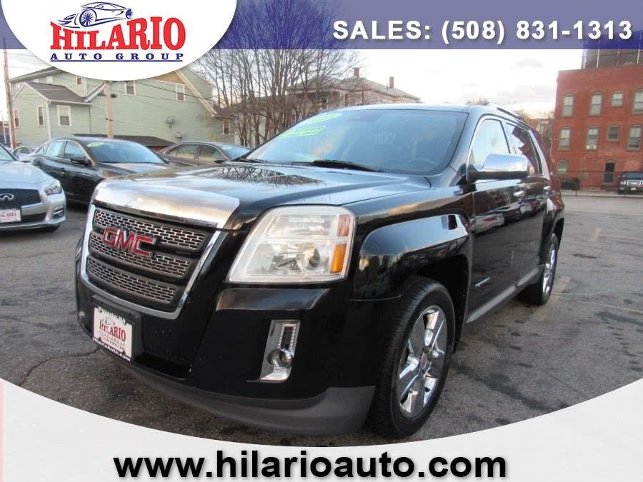 Used 2015 GMC Terrain in Worcester, Massachusetts | Hilario's Auto Sales Inc.. Worcester, Massachusetts