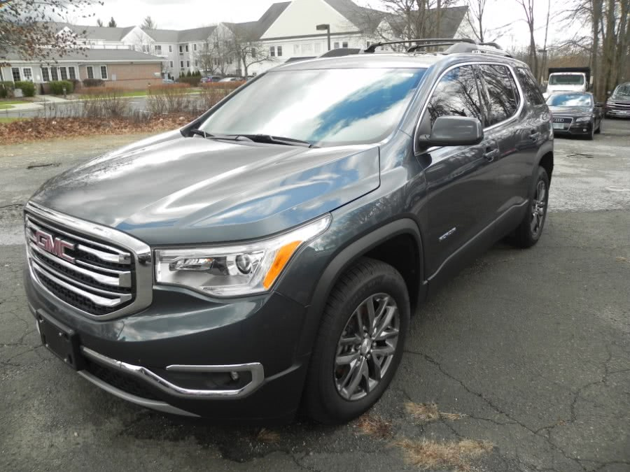 Used GMC Acadia AWD 4dr SLT w/SLT-1 2019 | Marty Motors Inc. Ridgefield, Connecticut