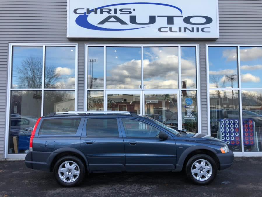 Used 2006 Volvo XC70 in Plainville, Connecticut | Chris's Auto Clinic. Plainville, Connecticut