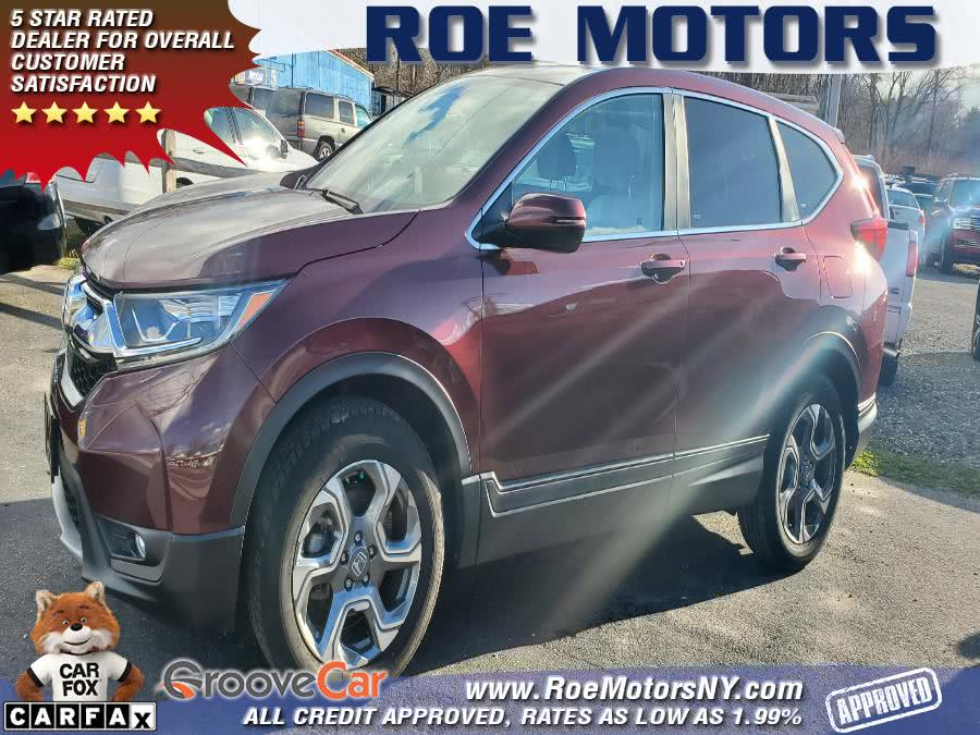 Used 2017 Honda CR-V in Shirley, New York | Roe Motors Ltd. Shirley, New York
