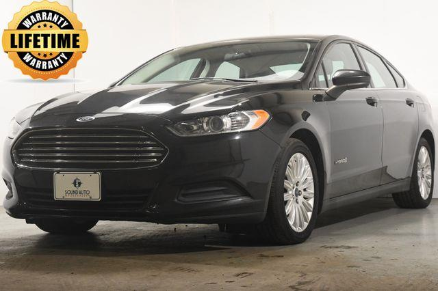 2015 Ford Fusion Hybrid S photo