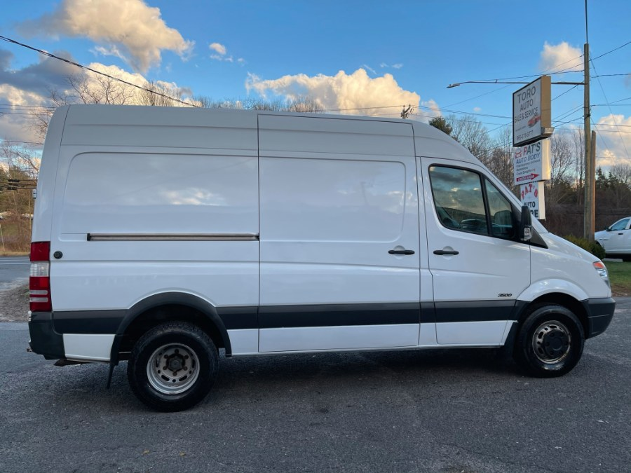 Used Freightliner Sprinter 3500 High Roof w/ Dually Wheels &  Cargo Shelves 2010 | Toro Auto. East Windsor, Connecticut