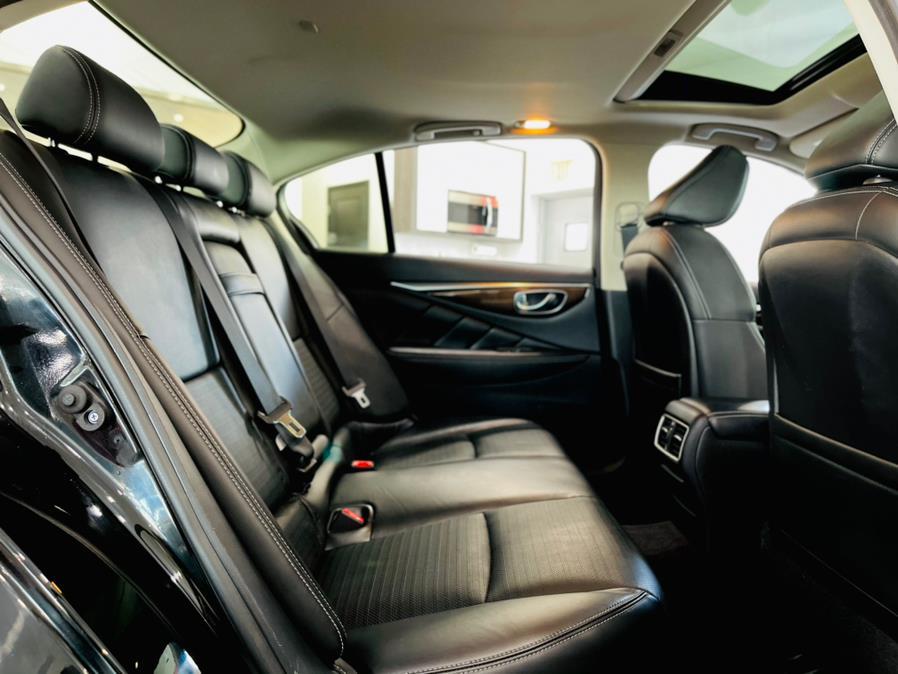 Used INFINITI Q50 Red Sport 400 AWD 2017   Luxury Motor Club. Franklin Square, New York