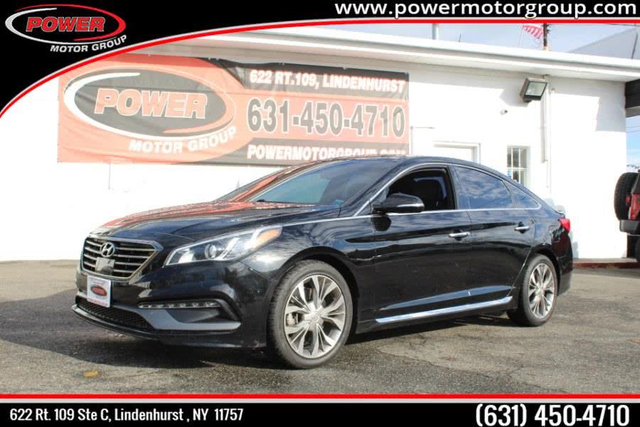Used 2015 Hyundai Sonata ULTRA in Lindenhurst , New York | Power Motor Group. Lindenhurst , New York