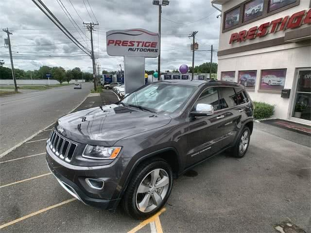 Used Jeep Grand Cherokee Limited 2016 | Prestige Auto Cars LLC. New Britain, Connecticut