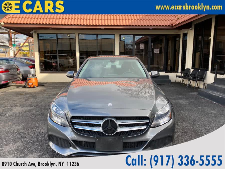 Used 2017 Mercedes-Benz C-Class in Brooklyn, New York | E Cars . Brooklyn, New York