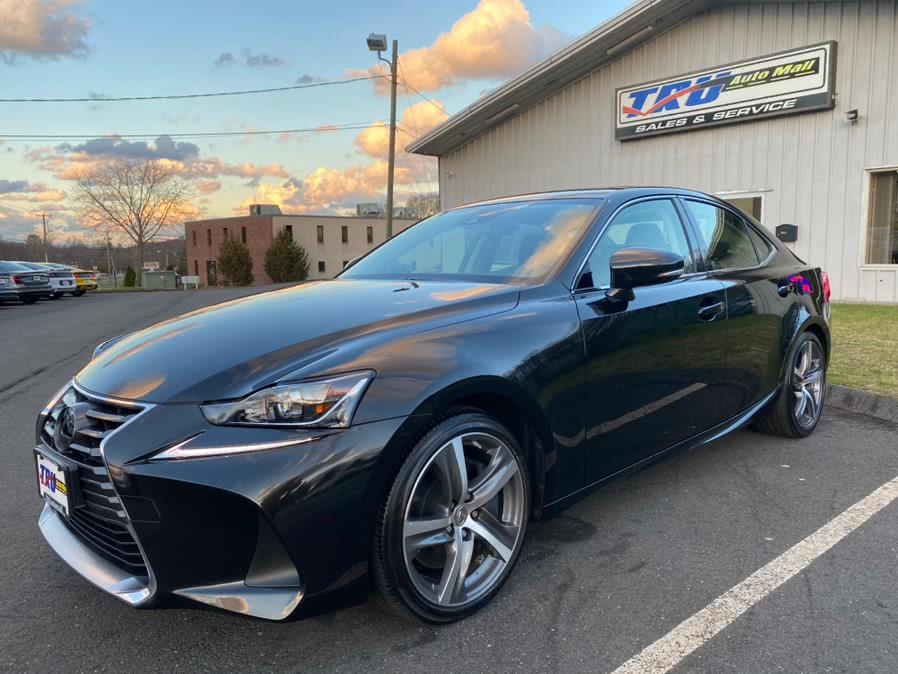 Used Lexus IS IS 300 AWD 2017 | Tru Auto Mall. Berlin, Connecticut