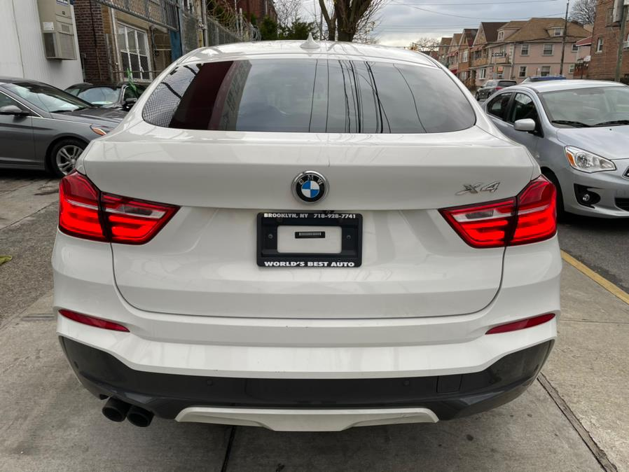 2016 BMW X4 AWD 4dr xDrive28i, available for sale in Brooklyn, NY
