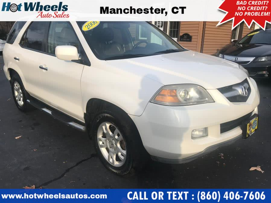 Used 2006 Acura MDX in Manchester, Connecticut | Hot Wheels Auto Sales LLC. Manchester, Connecticut