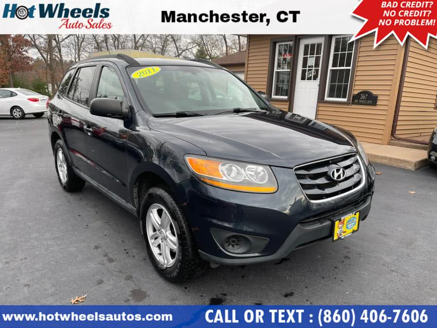 Used 2011 Hyundai Santa Fe in Manchester, Connecticut | Hot Wheels Auto Sales LLC. Manchester, Connecticut