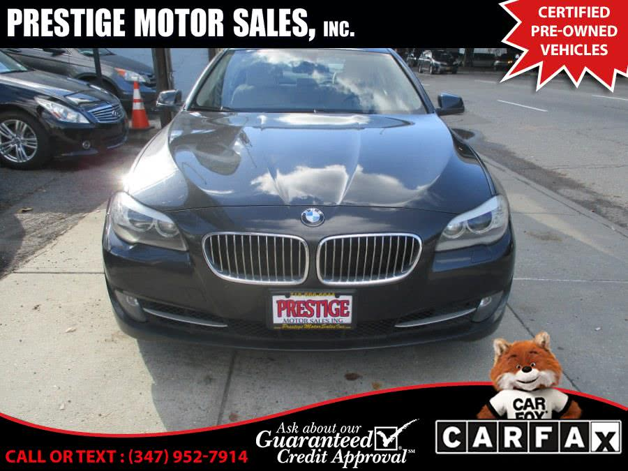 Used BMW 5 Series 4dr Sdn 535i xDrive AWD 2013 | Prestige Motor Sales Inc. Brooklyn, New York