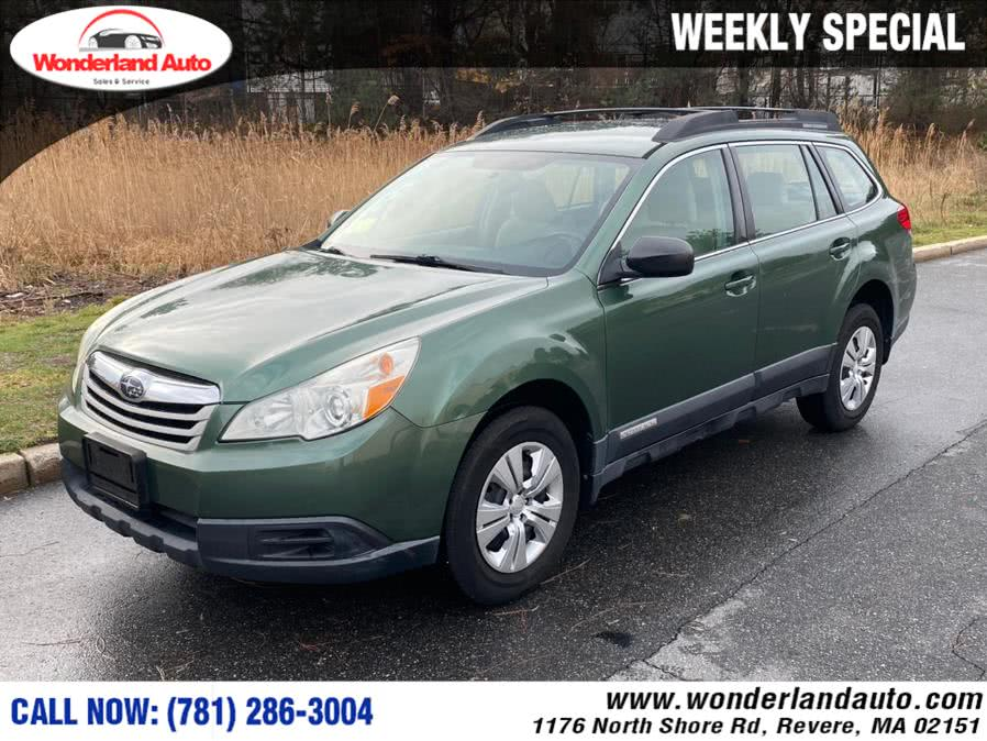 Used 2011 Subaru Outback in Revere, Massachusetts | Wonderland Auto. Revere, Massachusetts