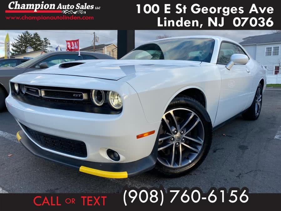 Used 2019 Dodge Challenger in Linden, New Jersey | Champion Used Auto Sales. Linden, New Jersey