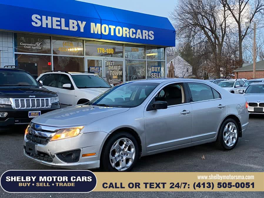 Used 2010 Ford Fusion in Springfield, Massachusetts | Shelby Motor Cars . Springfield, Massachusetts