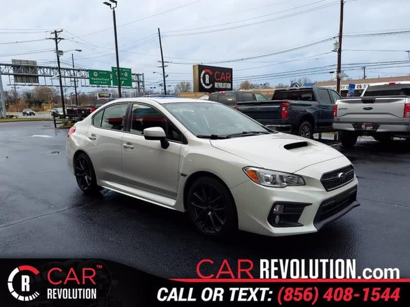 Used 2018 Subaru Wrx in Maple Shade, New Jersey | Car Revolution. Maple Shade, New Jersey
