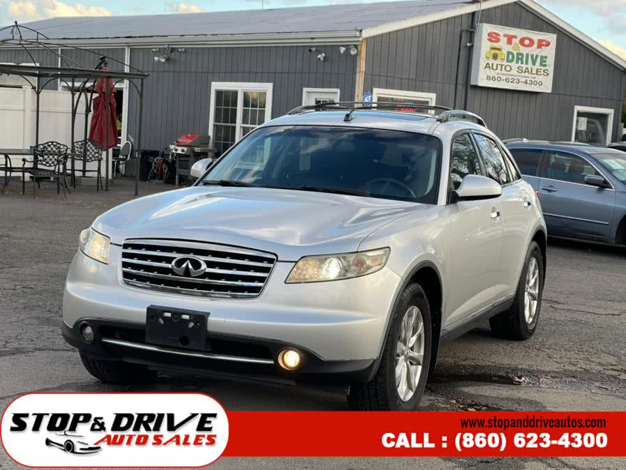 Used 2008 Infiniti FX35 in East Windsor, Connecticut | Stop & Drive Auto Sales. East Windsor, Connecticut