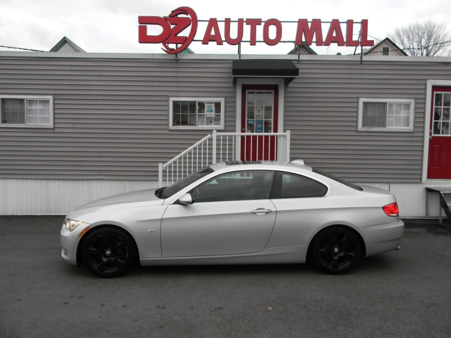 Used BMW 3 Series 2dr Cpe 328i RWD SULEV 2009 | DZ Automall. Paterson, New Jersey