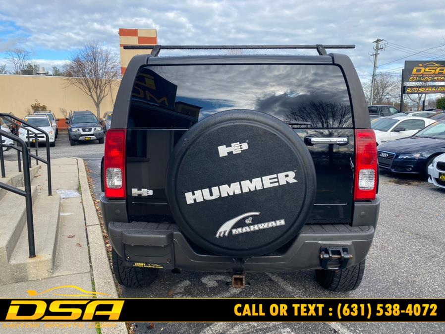Used HUMMER H3 4WD 4dr SUV 2007 | DSA Motor Sports Corp. Commack, New York