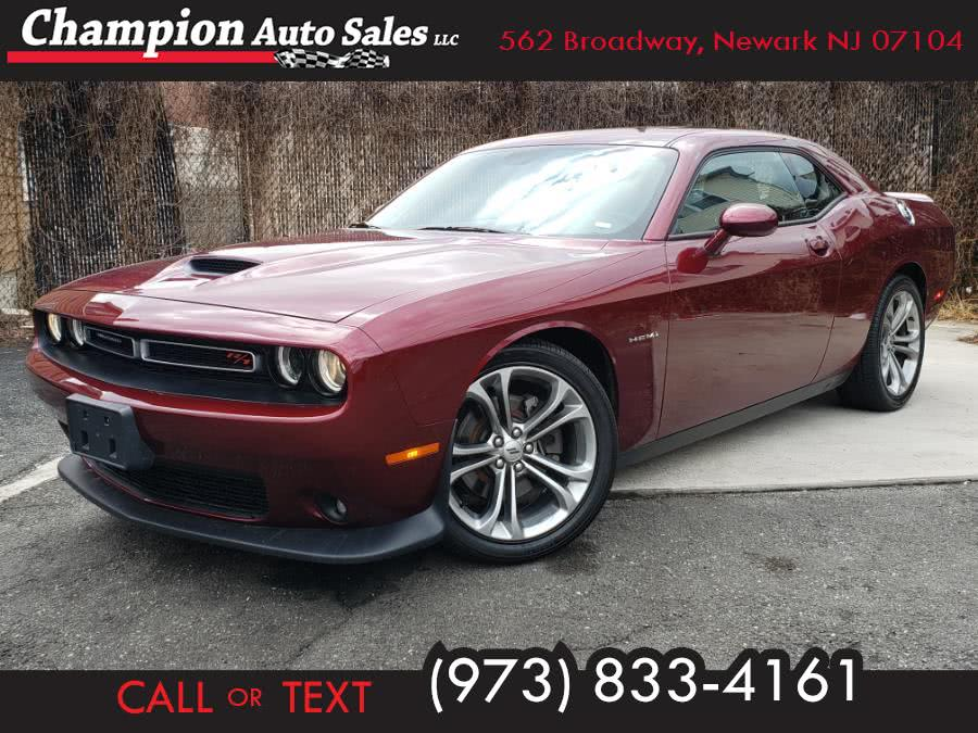 Used 2020 Dodge Challenger in Newark, New Jersey | Champion Auto Sales. Newark, New Jersey
