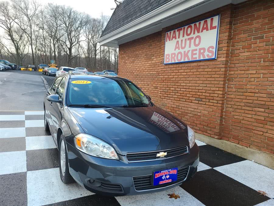 Used 2011 Chevrolet Impala in Waterbury, Connecticut | National Auto Brokers, Inc.. Waterbury, Connecticut