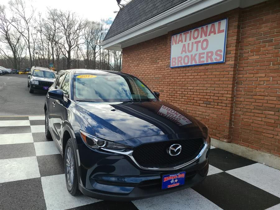 Used 2017 Mazda CX-5 in Waterbury, Connecticut | National Auto Brokers, Inc.. Waterbury, Connecticut