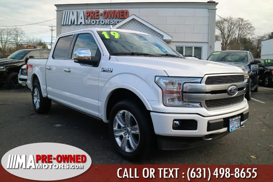 Used 2019 Ford F-150 in Huntington, New York | M & A Motors. Huntington, New York
