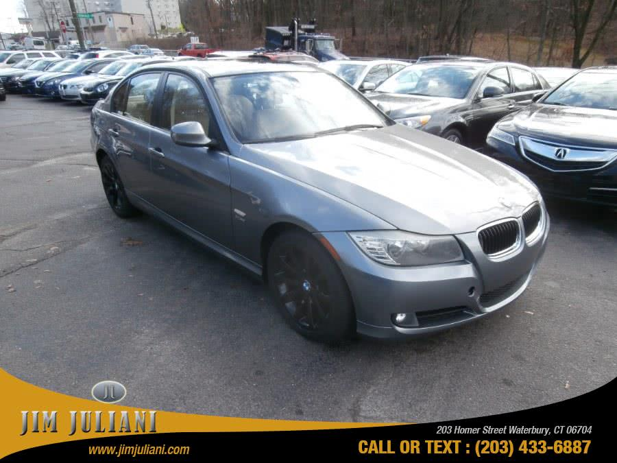 Used BMW 3 Series 4dr Sdn 328i xDrive AWD SULEV 2011 | Jim Juliani Motors. Waterbury, Connecticut