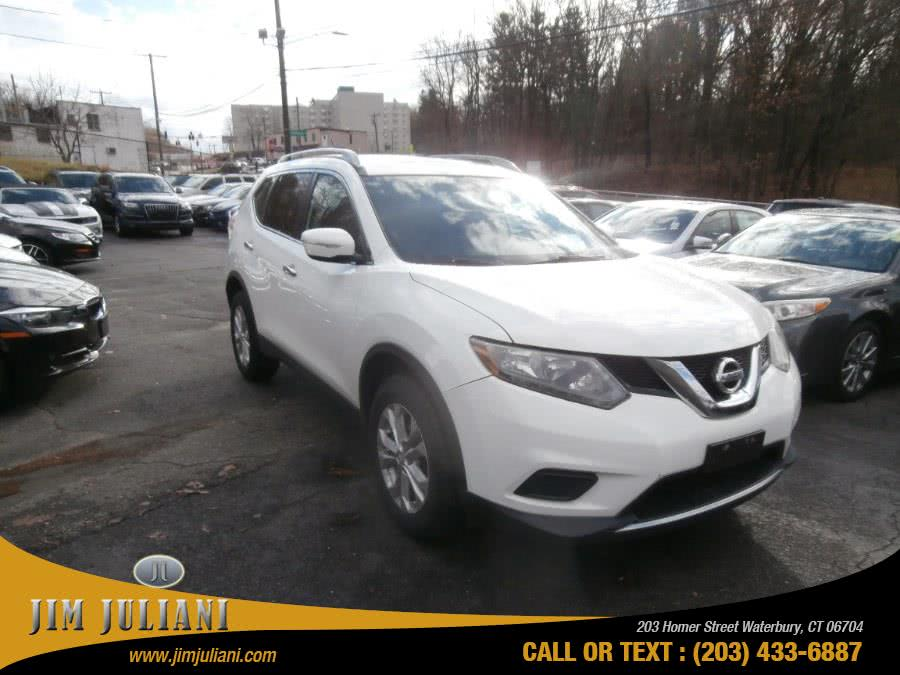 Used Nissan Rogue AWD 4dr SV 2015 | Jim Juliani Motors. Waterbury, Connecticut