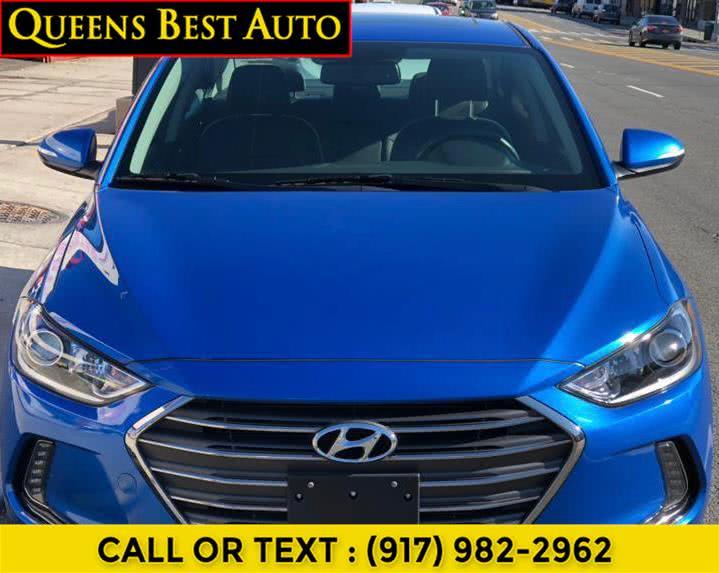 Used Hyundai Elantra Limited 2.0L Auto (Ulsan) 2017 | Queens Best Auto, Inc.. Jamaica, New York