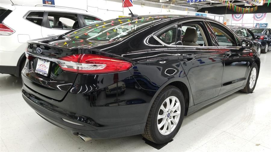 2018 Ford Fusion S FWD, available for sale in West Haven, CT