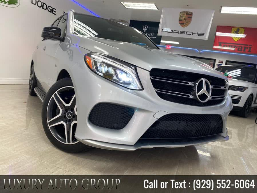 Used 2017 Mercedes-Benz GLE in Bronx, New York | Luxury Auto Group. Bronx, New York