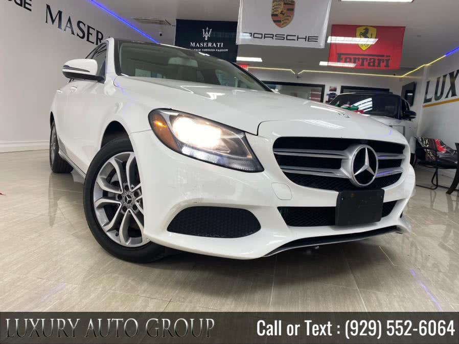 Used 2017 Mercedes-Benz C-Class in Bronx, New York | Luxury Auto Group. Bronx, New York