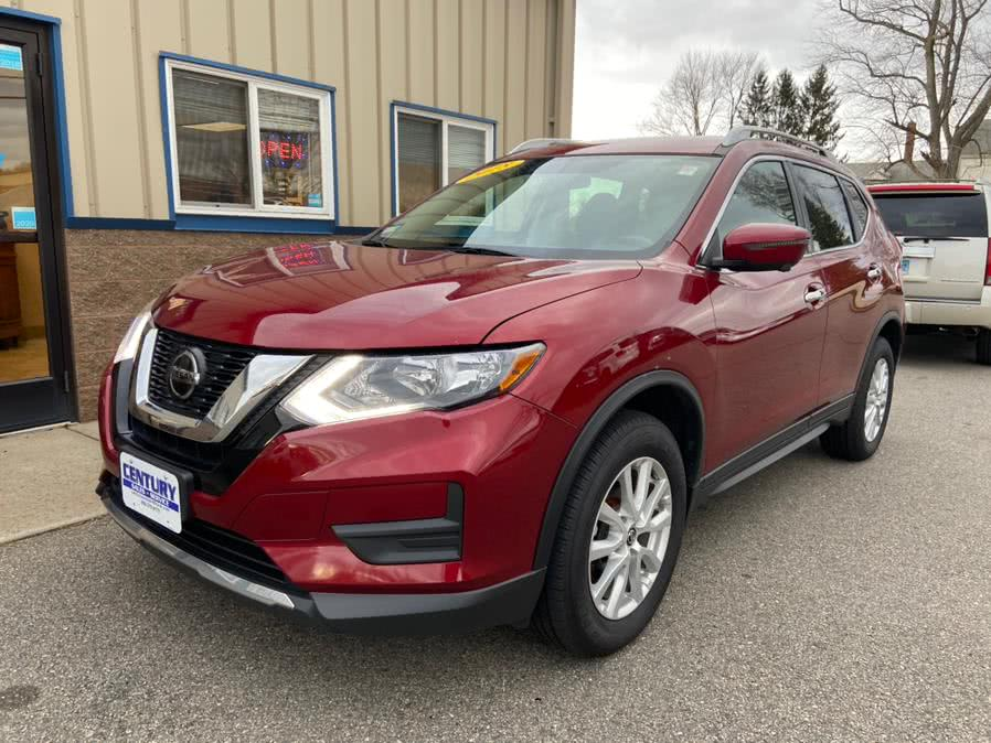 Used 2018 Nissan Rogue in East Windsor, Connecticut | Century Auto And Truck. East Windsor, Connecticut