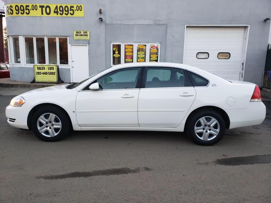Used Chevrolet Impala 4dr Sdn LS 2007 | Cos Central Auto. Meriden, Connecticut