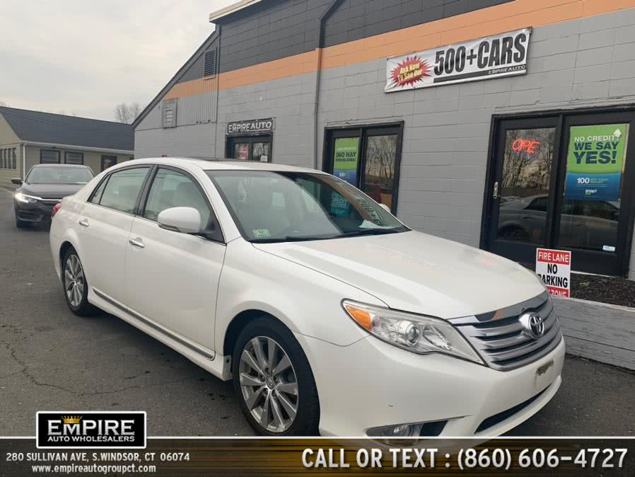 Used 2011 Toyota Avalon in S.Windsor, Connecticut | Empire Auto Wholesalers. S.Windsor, Connecticut