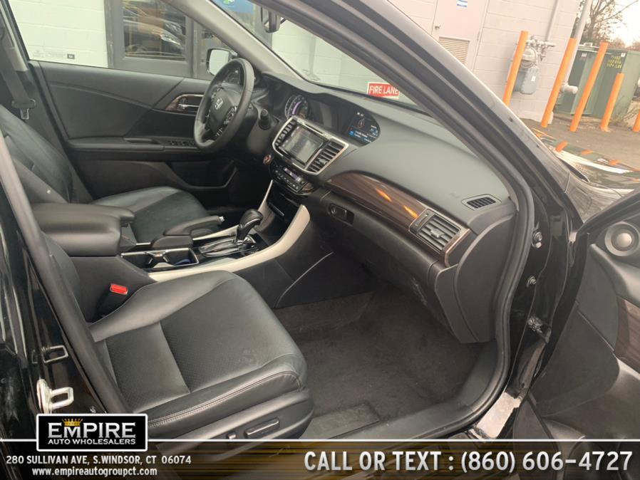 Used Honda Accord Sedan LX CVT 2017 | Empire Auto Wholesalers. S.Windsor, Connecticut