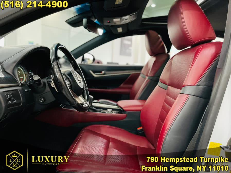 Used Lexus GS 350 4dr Sdn F-Sport AWD 2016 | Luxury Motor Club. Franklin Square, New York