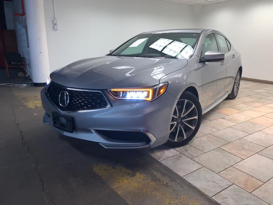 Used Acura TLX 3.5L FWD w/Technology Pkg 2018 | European Auto Expo. Lodi, New Jersey