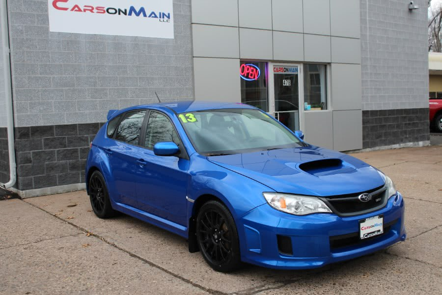 Used 2013 Subaru Impreza Wagon WRX in Manchester, Connecticut | Carsonmain LLC. Manchester, Connecticut