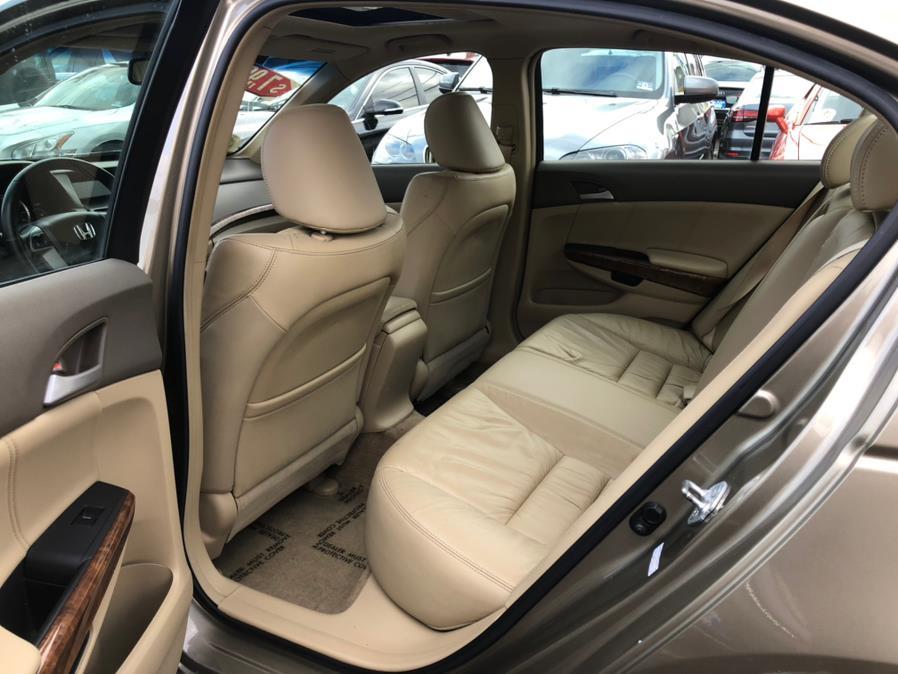 Used Honda Accord Sdn 4dr I4 Auto EX-L 2009 | Route 46 Auto Sales Inc. Lodi, New Jersey