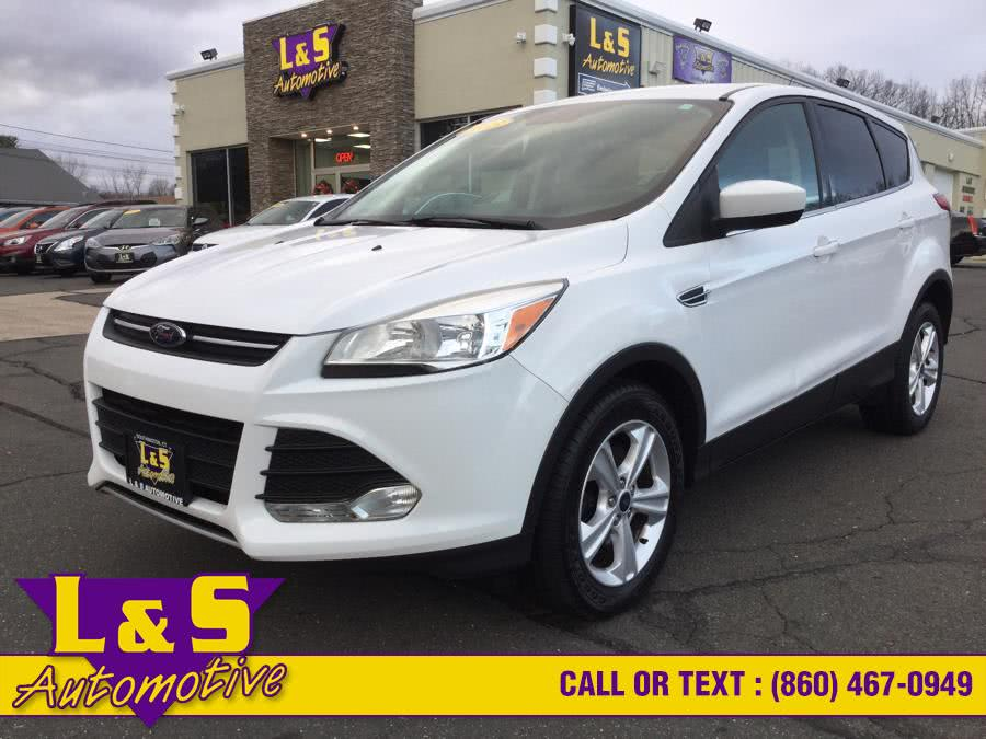 Used 2015 Ford Escape in Plantsville, Connecticut | L&S Automotive LLC. Plantsville, Connecticut