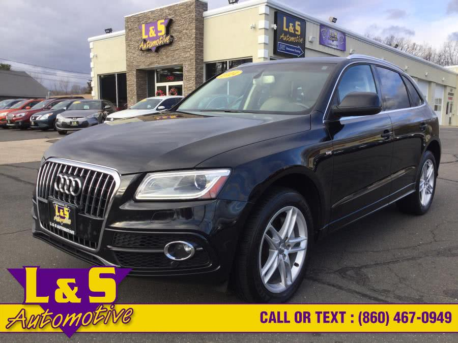 Used 2014 Audi Q5 in Plantsville, Connecticut | L&S Automotive LLC. Plantsville, Connecticut