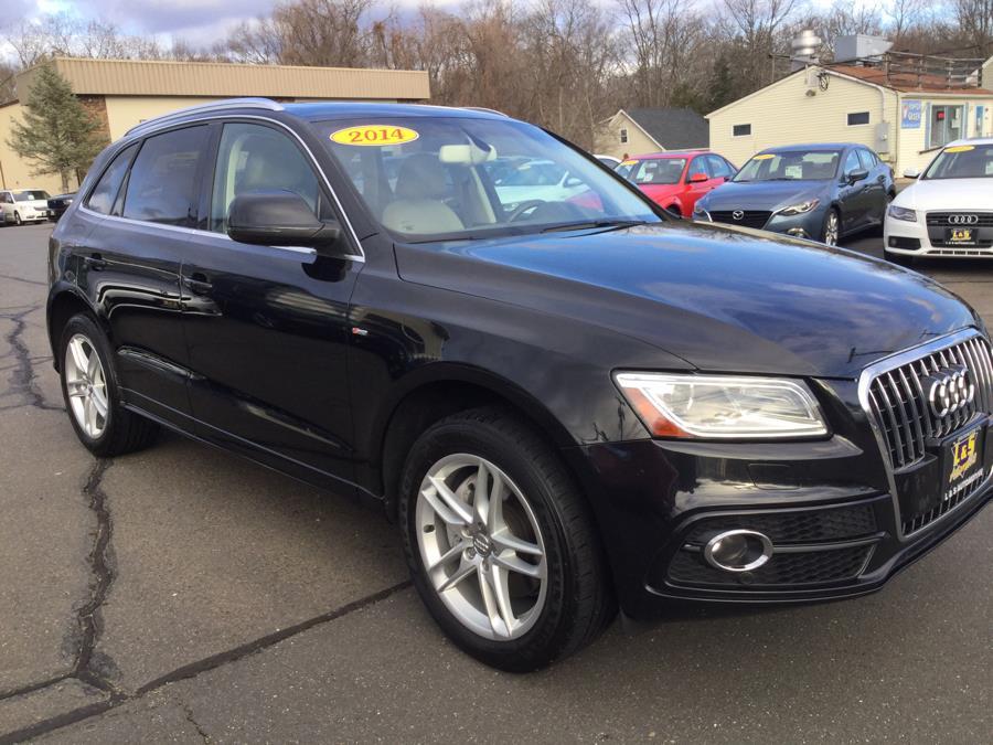 Used Audi Q5 quattro 4dr 3.0T Premium Plus 2014 | L&S Automotive LLC. Plantsville, Connecticut